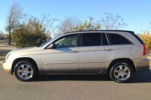 Pacifica Chrysler 2004 2004 Chrysler Pacifica Pictures Cargurus