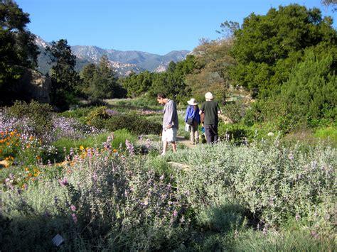 santa barbara botanical garden