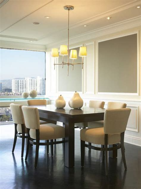 Contemporary Dining Room Photos Hgtv Contemporary Dining Room Light