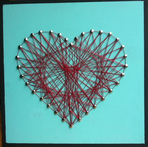 heart pattern string art search results for christmas string art patterns