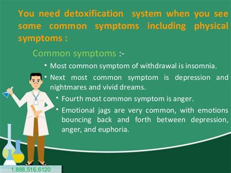 Ammonia Detox Symptoms by Cleanse Detoxify Your