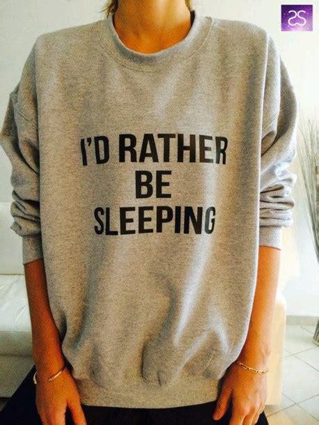 Sleep Grey Sweater sweater grey black sleep cool wheretoget