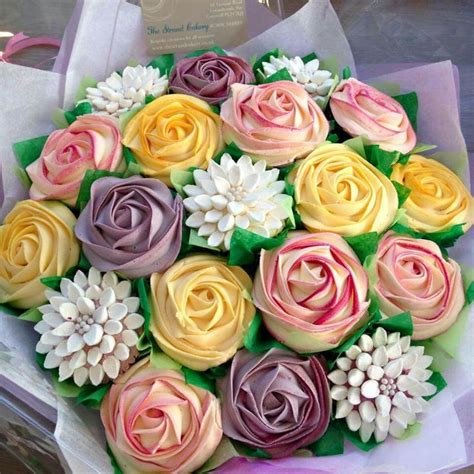 Boxdus Cup Cake Flower Uk 2830 695 best images about cupcake bouquets on cupcake flower wedding cupcakes and