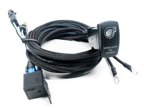 Back Up Switch M Fe71 Intercooler utv inc can am maverick x3 turbo intercooler fan ride kit