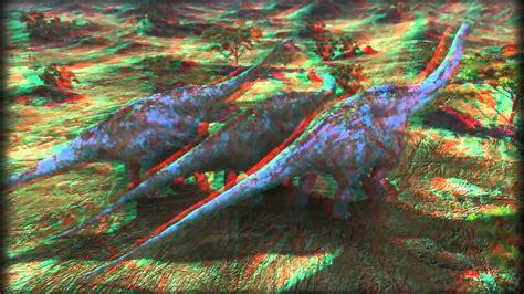 imagenes en 3d con lentes กาต ลหรรษา dinosaurios con gafas en 3d youtube youtube