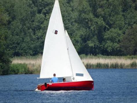 solo open zeilboot barnegat 505 open zeilboot lengte over alles 5 05 m