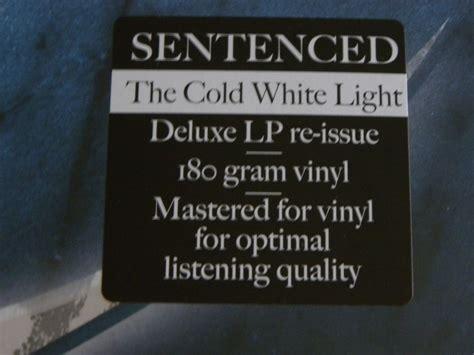 Senter Cing L sentenced the cold white light lp frozen funeral crimson r 144 90 em mercado livre