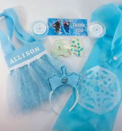 Frozen Favor Bags by Disney Frozen Elsa Favor Bags Two Crafting