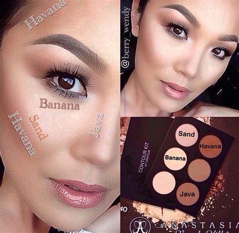 contour light sculpting before and after you must buy this beverly contour kit it