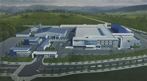 slaughter house design dmri design modern pork and cattle slaughterhouse in south korea danish