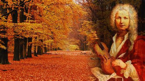 Autumn L vivaldi the four seasons quot le quattro stagioni quot autumn