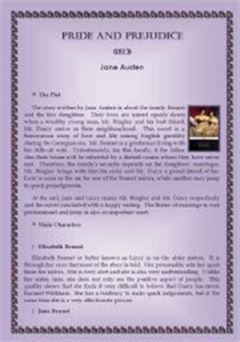 jane austen biography worksheet english teaching worksheets jane austen
