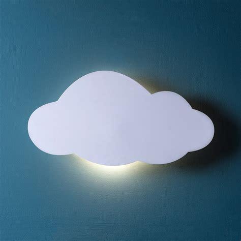 cloud 9 night light cloud silhouette battery night light lights4fun co uk