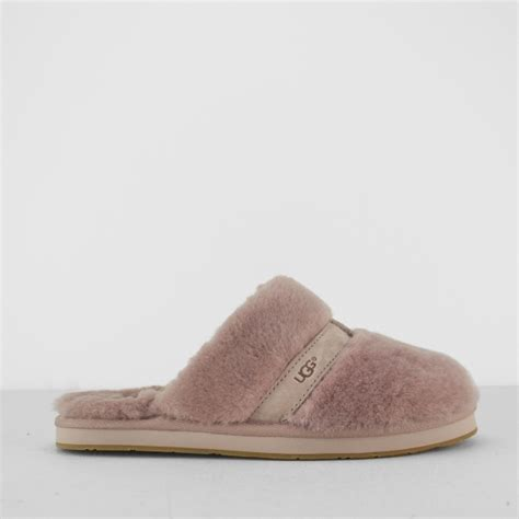ugg mule slippers ugg dalla luxuriously soft mule slippers dusk buy