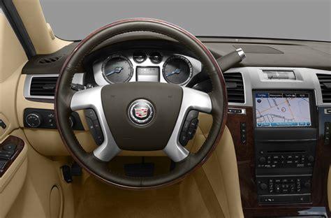 2013 Cadillac Escalade Interior by 2013 Cadillac Escalade Hybrid Price Photos Reviews