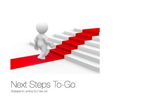 Steps For by Career Steps Tips And Strategies For Your Career Human