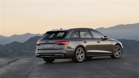 audi  lineup fresh face  mild hybrid system