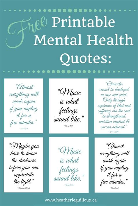 printable depression quotes 25 best ideas about mental health quotes on pinterest