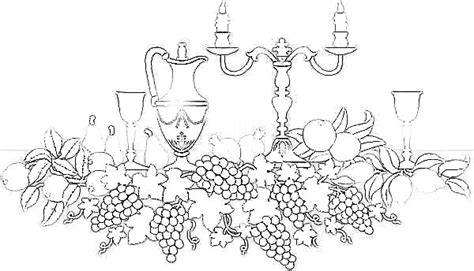 italophile coloring pages still life