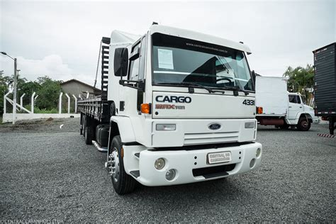Ford Cargo by Ford Cargo 4331 6x2 Ano 2003
