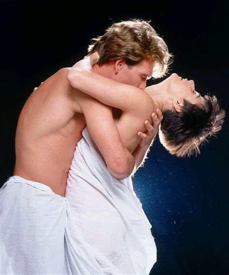 film about ghost demi moore and patrick swayze ghost movie photo