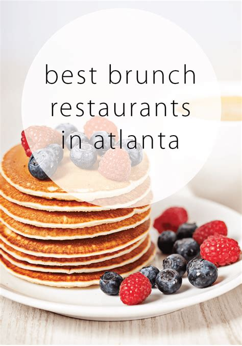 brunch buffet atlanta best brunch restaurants in atlanta the sophisticated