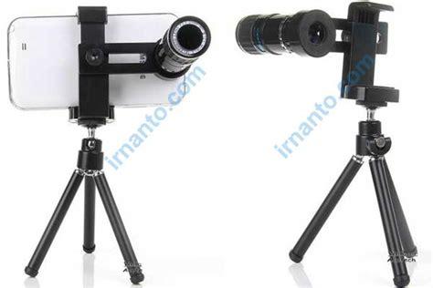 Lensa Tele Zoom 12x Universal lensa telescope 12x zoom universal irnanto