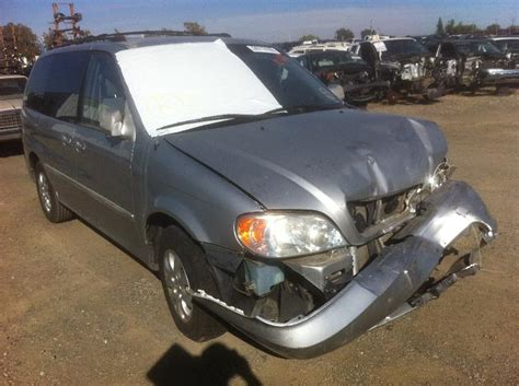 2005 kia sedona parts car stk r8357 autogator