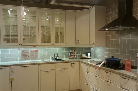 ikea kitchen cabinet ideas ikea cabinet ideas luxurious white ikea kitchen cabinet design idea with cream counter