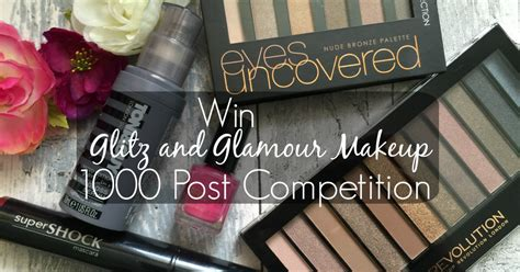 Contest Win 1000 Pink Mascara Shopping Spree by Win A Bundle To Celebrate Glitz And Makeup