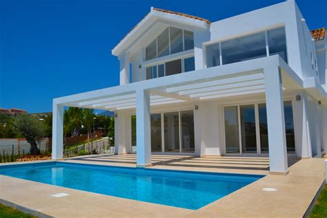 contemporary houses for sale magnificent modern homes for sale near marbella realista
