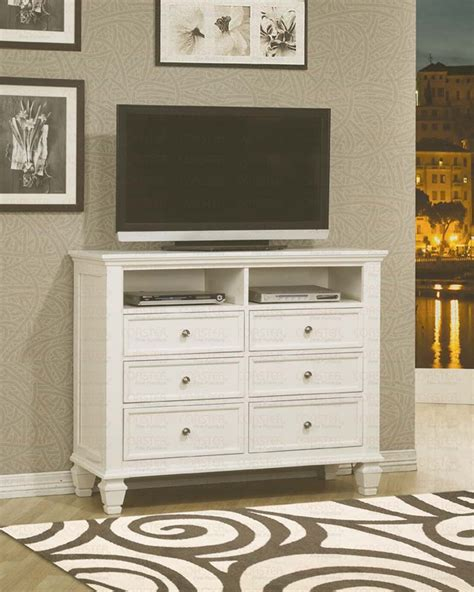 tv dressers for bedrooms mcb201me306 co white sands tv dresser