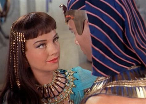 A Place Trailer Wiki Baxter As Nefertiti In The Ten Commandments Baxter Images Pictures Photos Icons