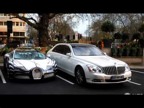 Maybach Exelero For Sale by Maybach 62s Landaulet For Sale