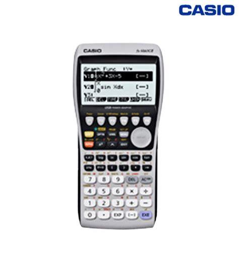 Calculator Fx 3650 Casio Scientific casio graphic scientific calculator fx 9860g ii buy at best price in india snapdeal