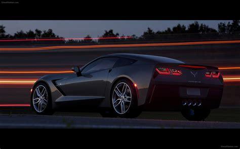 chevrolet corvette c7 stingray 2014 widescreen car