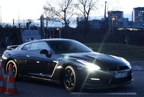 nissan black 2016 nissan gt r 2016 black edition 19 february 2016 autogespot
