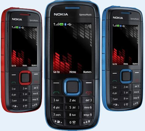 Nokia Launches 5700 Xpressmusic With Dedicated Chip by Nokia 5130 Xpressmusic Real