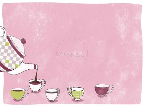 Powerpoint Templates For Kitchen Tea | mother s day tea party powerpoint mothers day powerpoints