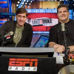 Espn Zone Gift Card - mike and mike in the morning on 97 3 espn fm audio