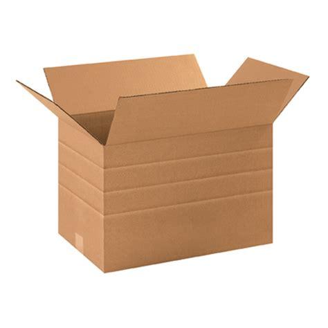 10 X 4 X 4 Box - 12 quot x 10 quot x 8 6 4 quot multi depth boxes