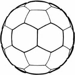 soccer ball coloring sheet
