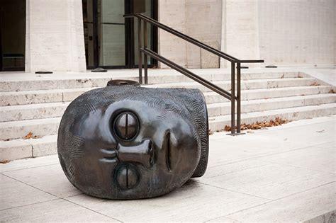 sculpture outside design museum london outdoor sculpture sheldon museum of art