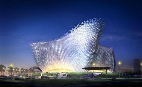 theatre putuo zhoushan opera house gresham smith
