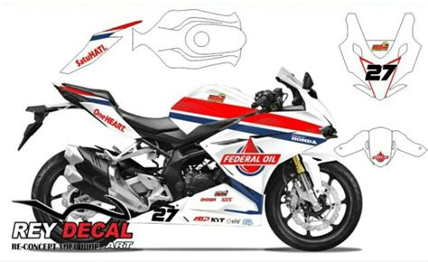 Discpad Kuda wahana dunia motor racing team cbr 250 rr indospeed race series elig indonesia