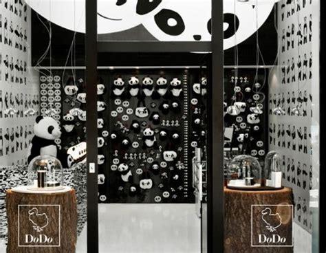 dodo pomellato store pomellato arriva il panda dodo e il dodo temporary store