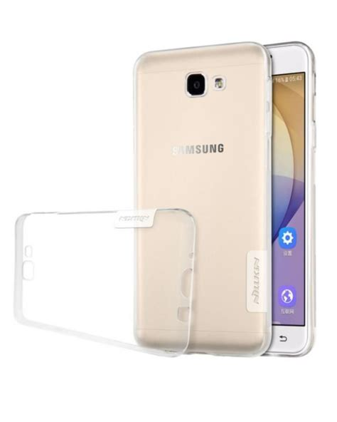 Samsung Galaxy J7 Prime Front Back Clear Tpu Soft Cover Casing buy nillkin tpu back cover for samsung galaxy j7 prime transparent at best price in