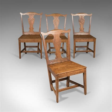 country kitchen furniture antique set of 4 chairs english country kitchen