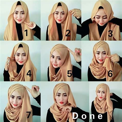 simple hijab tutorial for wedding best 25 hijab party style ideas on pinterest new hijab