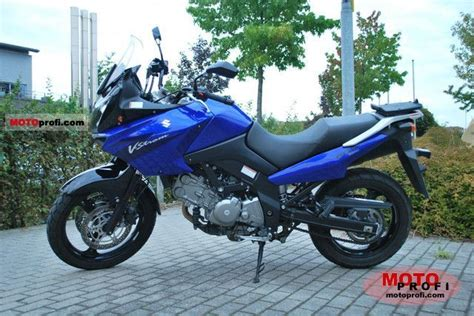 2006 Suzuki V Strom 650 Review Suzuki V Strom 650 2006 Specs And Photos